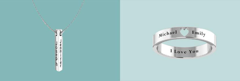 Belinda Personalized Jewelry