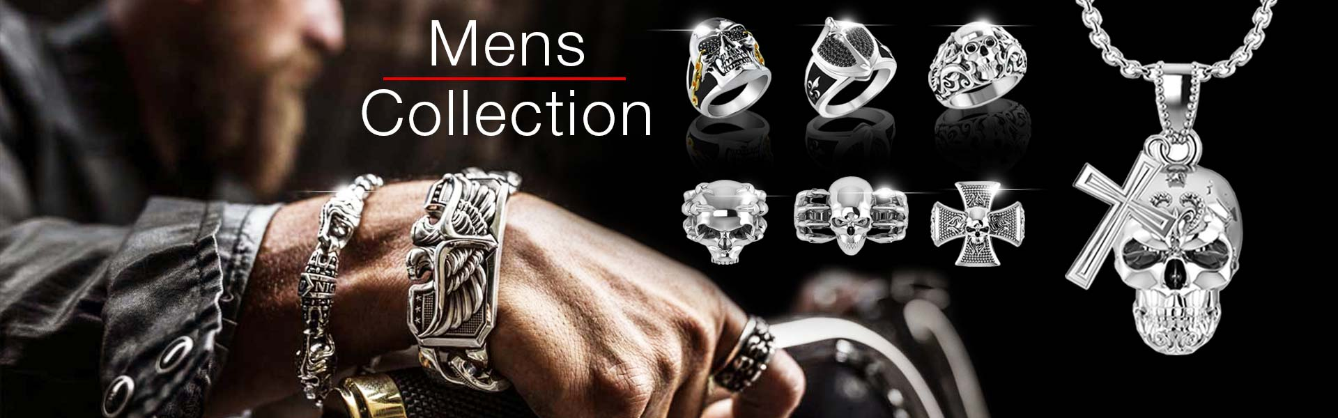 mens collection banner