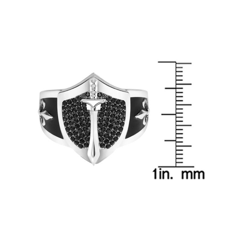 Knight in Shining Armor Ring