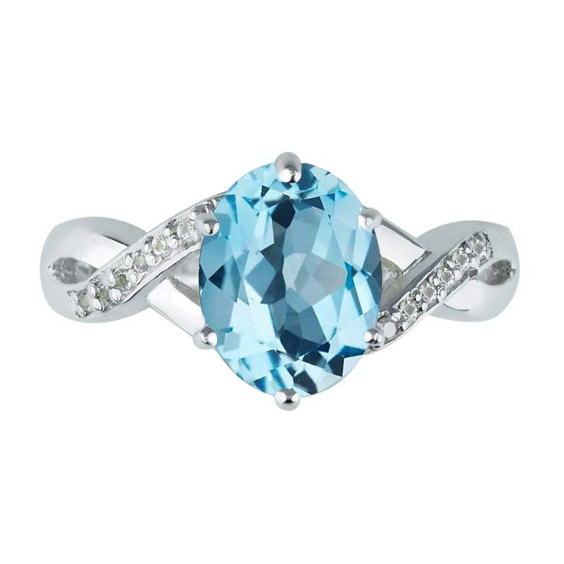 ct sky available ring halo cushion accent dp topaz rings blue engagement in diamond