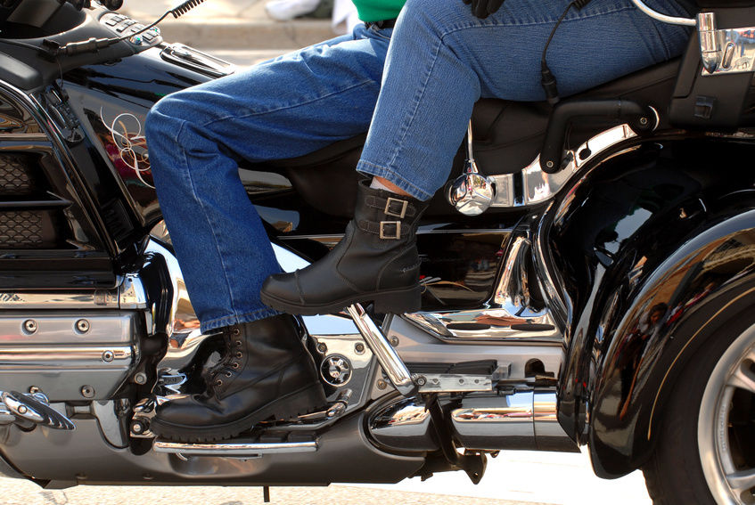 boots for bikers