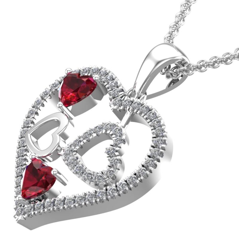 GORGEOUS VALENTINE'S DAY GIFT PENDANT RSP-0341