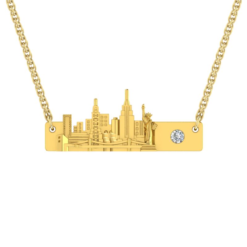 New York pendant
