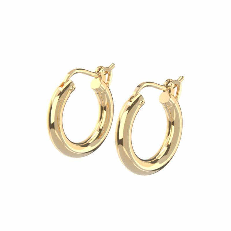 RSE 1342 hoop earrings