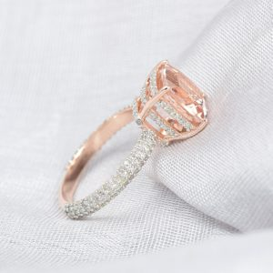 ASJ 1001 Peach Morganite
