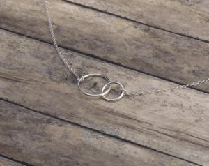 Sterling Silver Unity Link Pendant